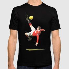 'Scissors' Rooney T-shirt