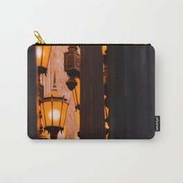 Urban Light at LACMA Los Angeles California USA Carry-All Pouch