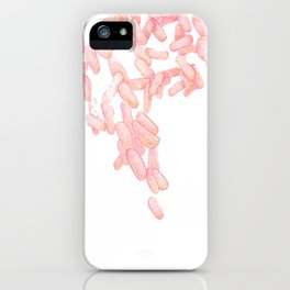 Bacillus iPhone Case