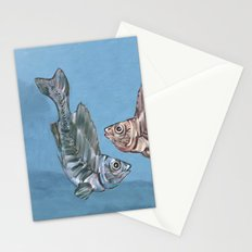 Nice to meet you. Stationery Cards