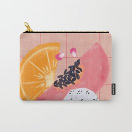 Feeling fruity - summer vibes Carry-All Pouch