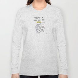Molestar a mi perro con mi amor: CULPABLE Long Sleeve T-shirt