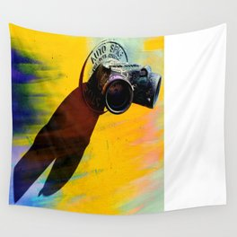 Tagged You're It Wall Tapestry