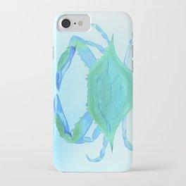 Chesapeake Blue Crab iPhone Case