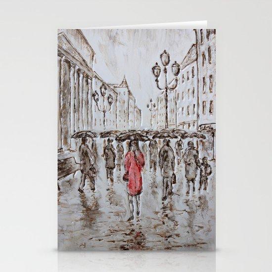 red under the rain by krisleov