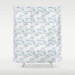 Our only mission our destiny Shower Curtain