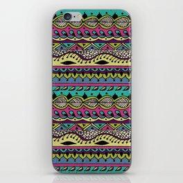 Hippie Chick III iPhone Skin