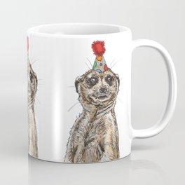 Meerkat Party Coffee Mug