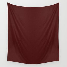 Bulgarian Rose Red Pixel Dust Wall Tapestry
