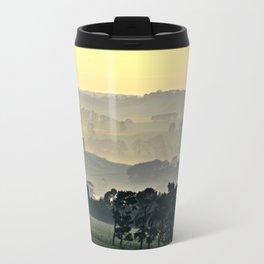 Over the hills Travel Mug
