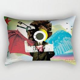 The Pursuit of Salvation Rectangular Pillow