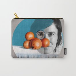 The ORANGEGIRL Carry-All Pouch