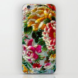 Chintz Egg iPhone Skin