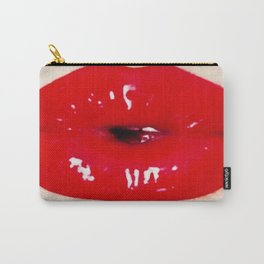 Bad Bessie Pouty Lips Carry-All Pouch