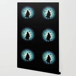 Itachi Uchiha Silhouette Wallpaper