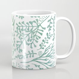 GREEN HERBS Coffee Mug