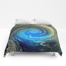 Surf Spiral Comforters