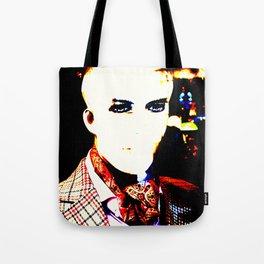 Lugosi Hits Town Tote Bag