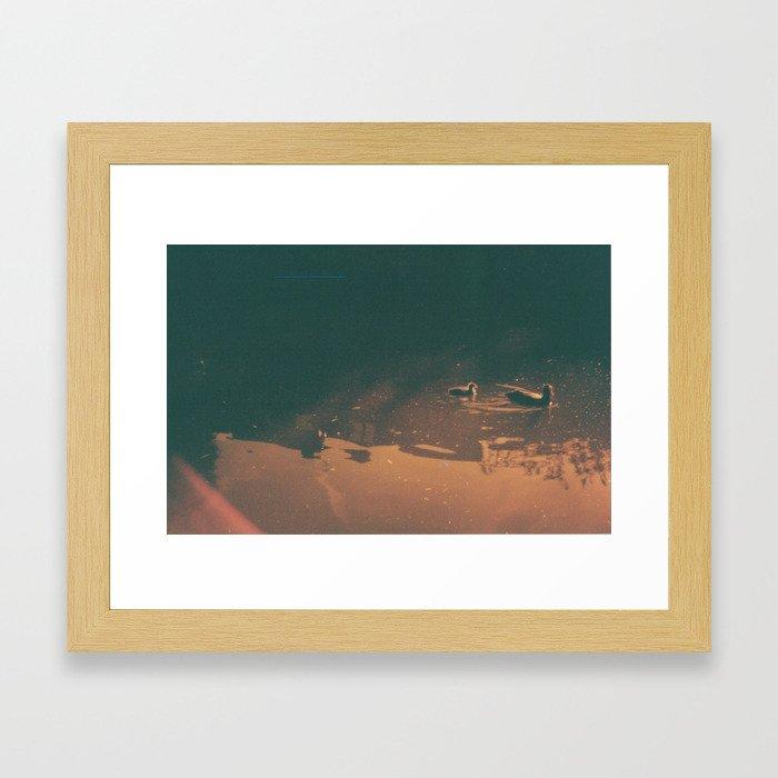 g o l d e n   g i r l s  Framed Art Print