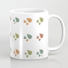 The leaves fall Coffee Mug