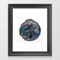 Abstract Geometric 6 Framed Art Print