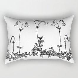 Linnea Flowers Rectangular Pillow