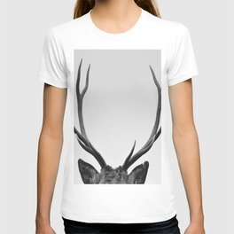 Stag antlers T-shirt