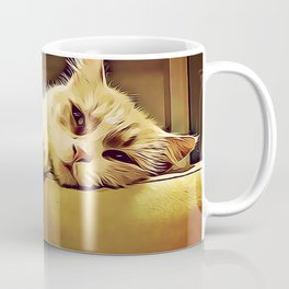 Life Is So Exhausting, I think I'll Just Have A Little Nap Coffee Mug