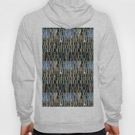 Brown & Black pattern Hoody