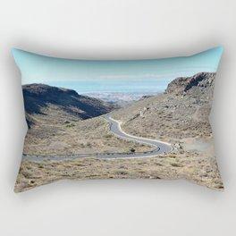 Mountains of Gran Canaria Rectangular Pillow