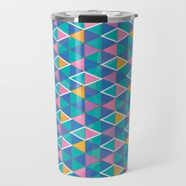 A Cat eye in Morocco Travel Mug