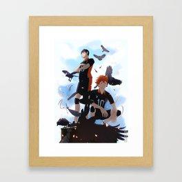 trashboys Framed Art Print