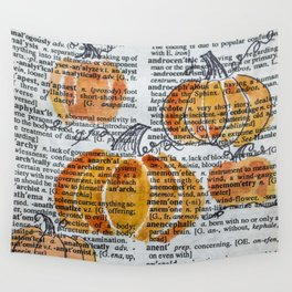 Punkin' Patch Wall Tapestry