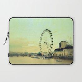 Impressions of London Laptop Sleeve