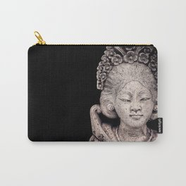 Bali Statue Carry-All Pouch