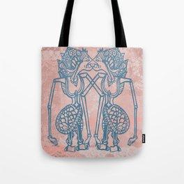 Wayang lovers Tote Bag