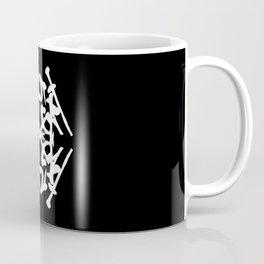 JAPANESE KANJI ART (SATSU=KILL) by AKIRA Coffee Mug