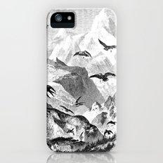 Mountain Birds Slim Case iPhone SE