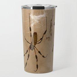 Florida banana Spider Travel Mug