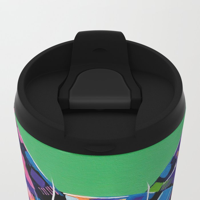 Oreo Metal Travel Mug