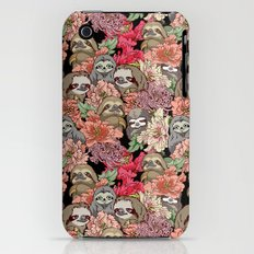 Because Sloths iPhone (3g, 3gs) Slim Case