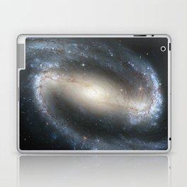 Spiral galaxy Laptop & iPad Skin