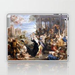 The Massacre of the Innocents - Rubens Laptop & iPad Skin