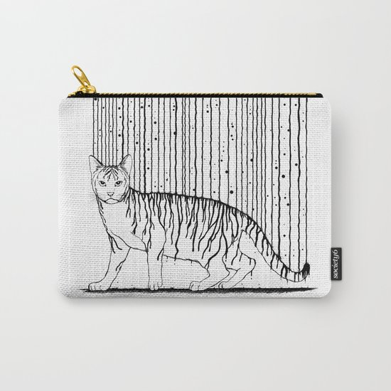 Inkcat5 Carry-All Pouch
