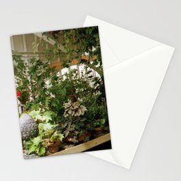 Over Grown Table 2 Stationery Cards