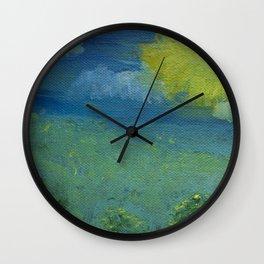 Field Wall Clock