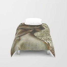Sensual and Rational Duvet Cover