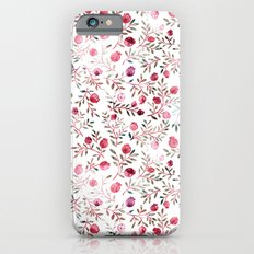 pomegranates iPhone 6s Slim Case