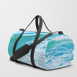 In the middle of the day Duffle Bag