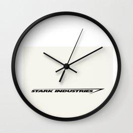 Stark Industries Wall Clock